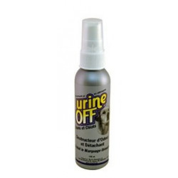 URINE OFF CHIEN CHIOT mini spray 118ml