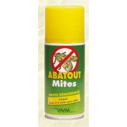 ABATOUT ANTI-MITES Fogger - 210ml
