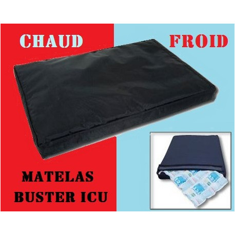 MATELAS CHAUD / FROID - BUSTER ICU