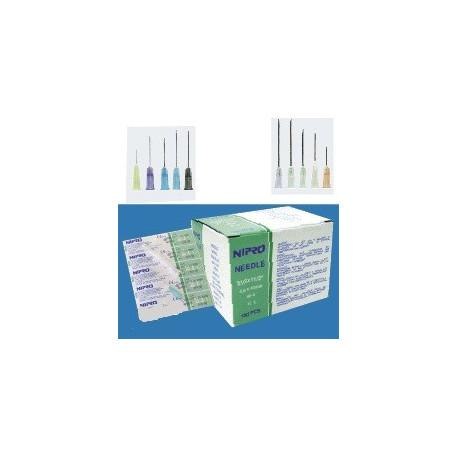 Aiguilles hypodermiques pour injection