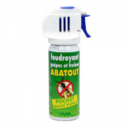 ABATOUT POCKET GUEPES FRELONS bombe 75ml