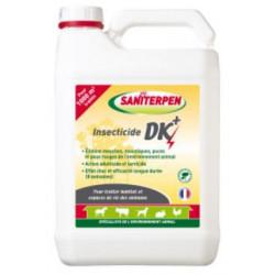 I - SANITERPEN Insecticides DK+ bidon de 5 litres.