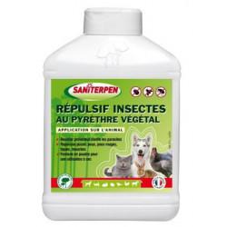 SANITERPEN Répulsif Insectes au pyrèthre végétal