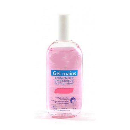 gel hydroalcoolique 85 ml parfum fraise