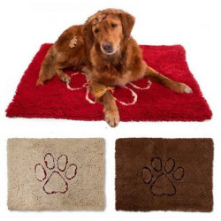 TAPIS ULTRA ABSORBANT DOG DOORMAT