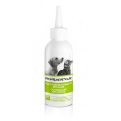 Frontline Pet Care Solution nettoyante oculaire 125 ml