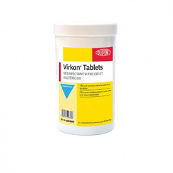 VIRKON Tablets  50 x 5 Gr