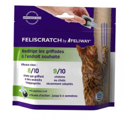Feliscratch by Feliway pipettes