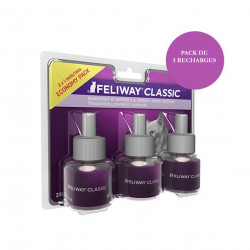 Feliway Classic pack de 3 recharges 48ml