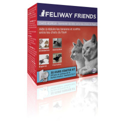 feliway friends diffuseur + 1 recharge 48ml