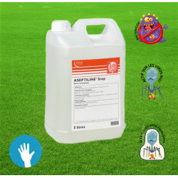 ASEPTILINE® Soap Bidon 5 litres