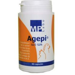 AGEPI OMEGA 3 ET 6 - gelules d'huile